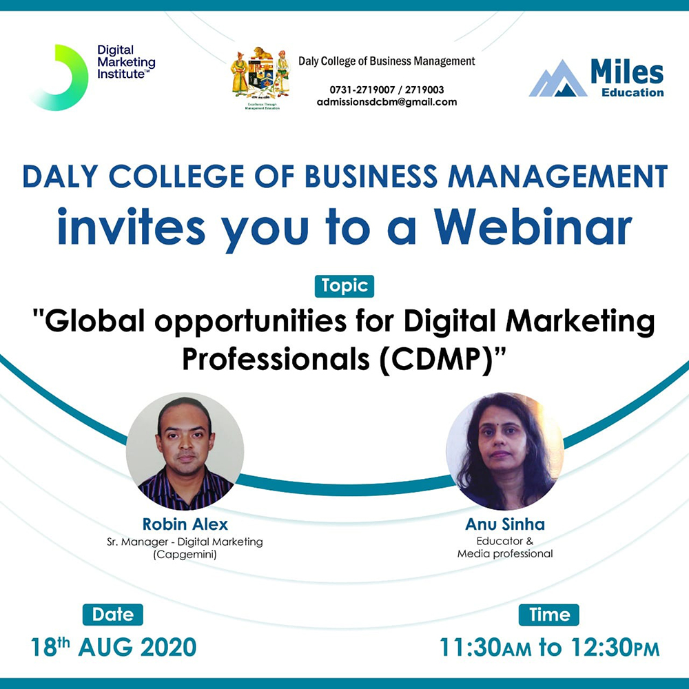 Global Opportunities for Digital Marketing Professionals - Miles