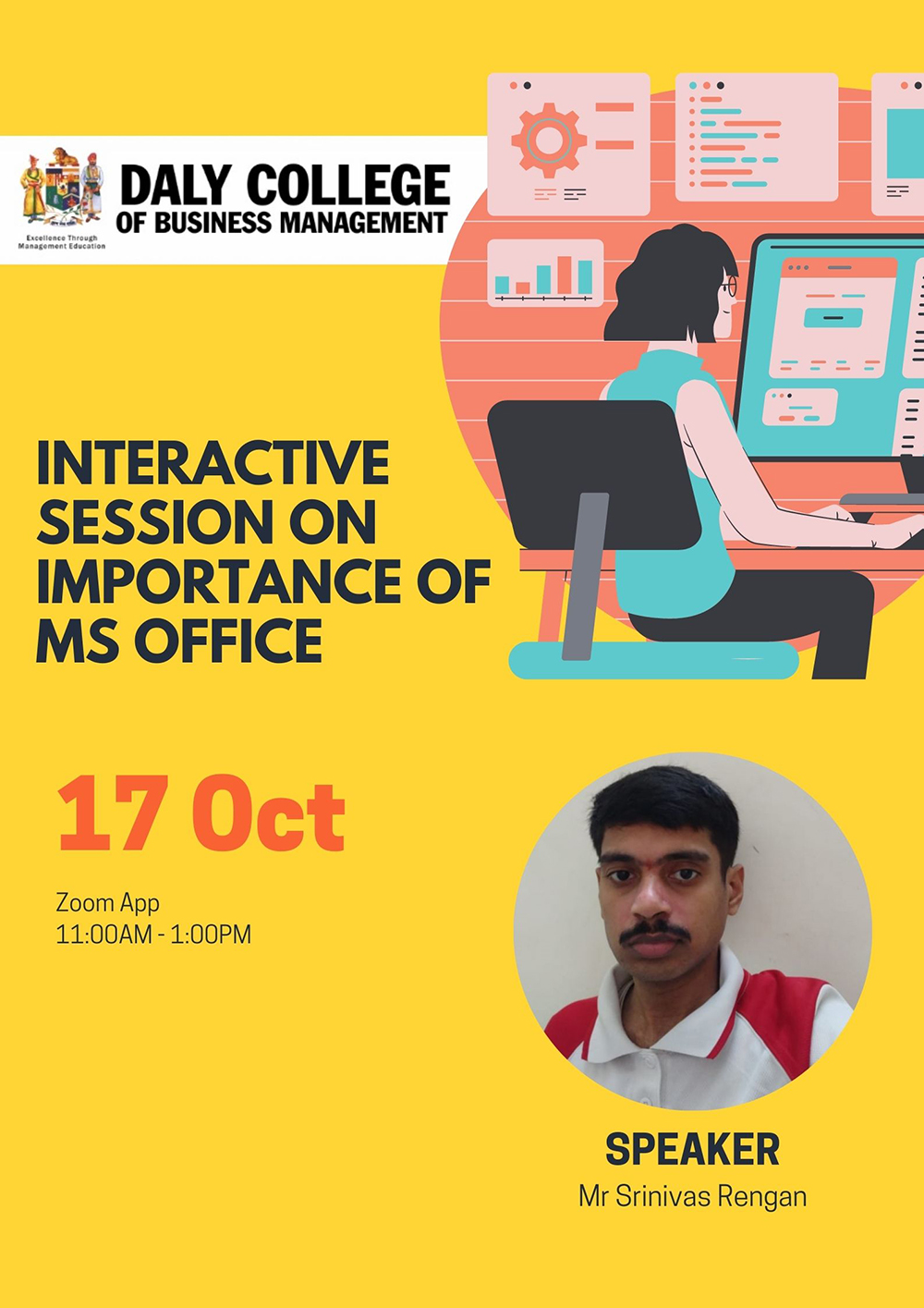 Interactive Session on Important of Ms Office
